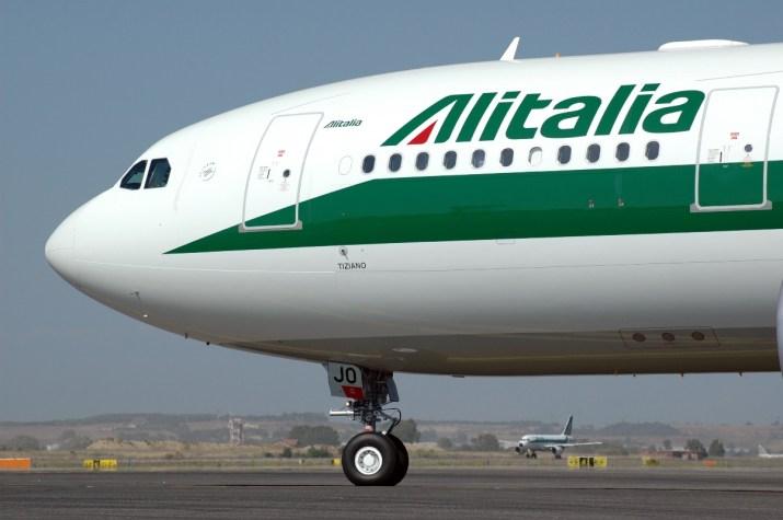 Weil Alitalia die EU-Kommission um Beiträge bitten wird