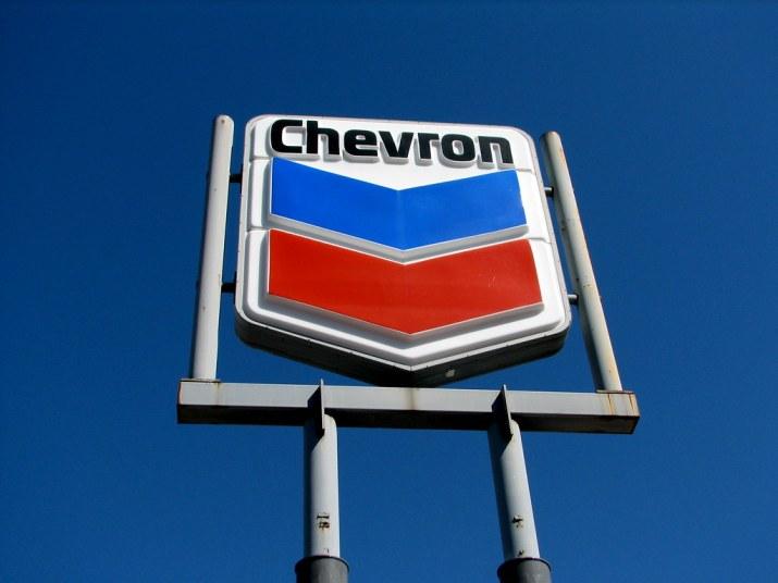 Parce que Chevron vise également le zéro émission nette