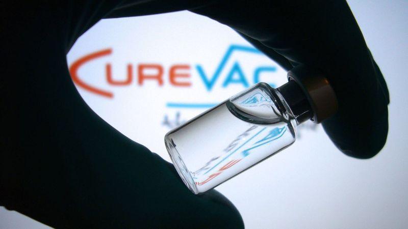 Вакцины, вот что имеют в виду CureVac и Gsk
