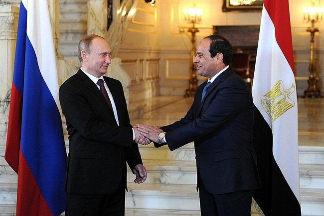 Tous les mouvements énergétiques de l'Egypte entre la Russie et l'Arabie Saoudite