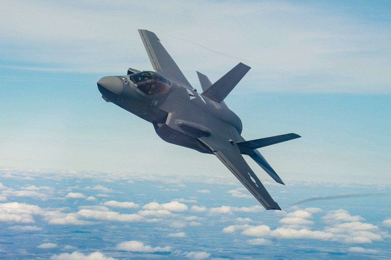 這是卡塔爾和阿拉伯聯合酋長國購買F-35的競賽(由於特朗普的舉動),但以色列並未慶祝