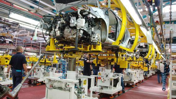 Stellantis, voici comment va évoluer la production dans les usines de Turin