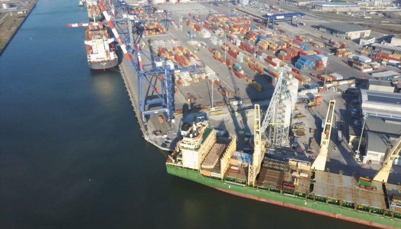 Сталь, что происходит в портах Маргера и Равенна