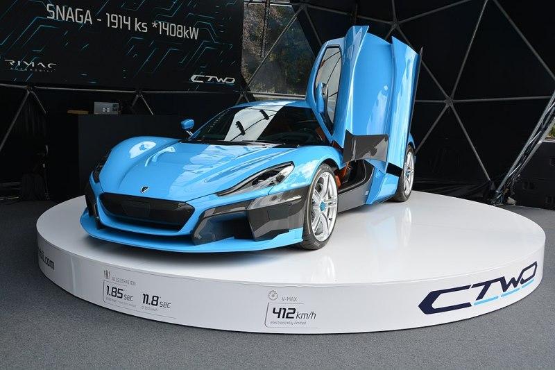Как и почему Bugatti переедет на хорватский Rimac