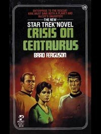 "316kqy1WkwL. SL500  ""Star Trek: 28 Crisis On Centaurus"" Review by Deep Space Spines"