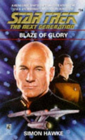 Star Trek: The Next Generation: 34 Blaze Of Glory Review by Deepspacespines.com