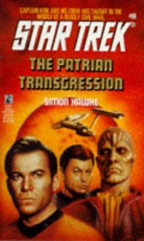 Star Trek: 69 The Patrian Transgression Review by Deepspacespines.com