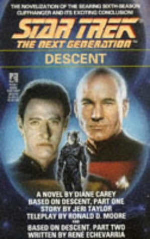 Star Trek: The Next Generation: Descent Review by Deepspacespines.com