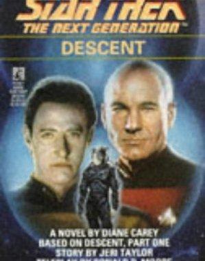 """Star Trek: The Next Generation: Descent"" Review by Deepspacespines.com"