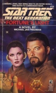 """Star Trek: The Next Generation: 15 Fortune's Light"" Review by Deep Space Spines"
