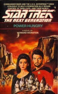 """Star Trek: The Next Generation: 6 Power Hungry"" Review by Deep Space Spines"