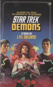 """Star Trek: 30 Demons"" Review by Deep Space Spines"