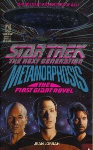 """Star Trek: The Next Generation: Metamorphosis"" Review by Positivelytrek.libsyn.com"