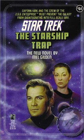 Star Trek: 64 The Starship Trap Review by Deepspacespines.com