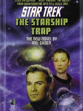 """Star Trek: 64 The Starship Trap"" Review by Deepspacespines.com"