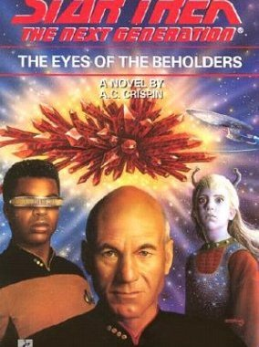"""Star Trek: The Next Generation: 13 The Eyes Of The Beholders"" Review by Deep Space Spines"