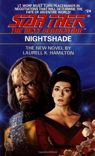 Star Trek: The Next Generation: 24 Nightshade Review by Deepspacespines.com