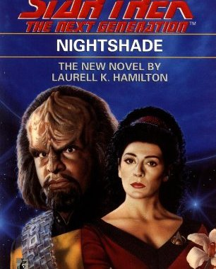 """Star Trek: The Next Generation: 24 Nightshade"" Review by Deepspacespines.com"