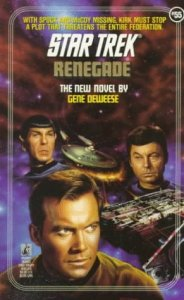 "51403P9QDCL. SL500  184x300 ""Star Trek: 55 Renegade"" Review by Deep Space Spines"