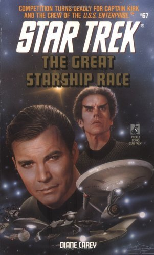 Star Trek: 67 The Great Starship Race Review by Deepspacespines.com