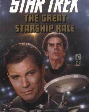 """""""Star Trek: 67 The Great Starship Race"""" Review by Deepspacespines.com"""