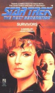 "51706327ESL. SL500  179x300 ""Star Trek: The Next Generation: 4 Survivors"" Review by Deep Space Spines"