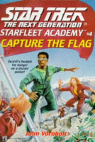 Star Trek: The Next Generation: Starfleet Academy: 4 Capture The Flag Review by Deepspacespines.com