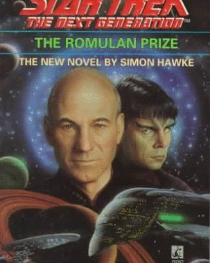 """Star Trek: The Next Generation: 26 The Romulan Prize"" Review by Deepspacespines.com"