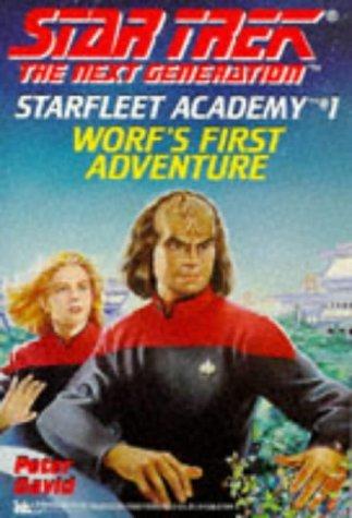 Star Trek: The Next Generation: Starfleet Academy: 1 Worf's First Adventure Review by Deepspacespines.com