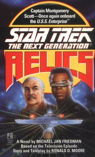 Star Trek: The Next Generation: Relics Review by Deepspacespines.com