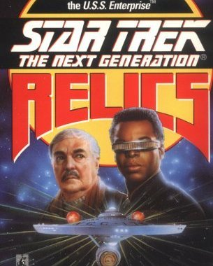 """Star Trek: The Next Generation: Relics"" Review by Deepspacespines.com"