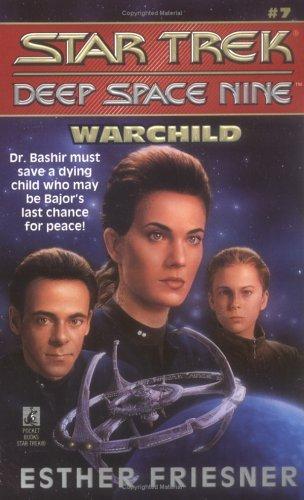 Star Trek: Deep Space Nine: 7 Warchild Review by Deepspacespines.com