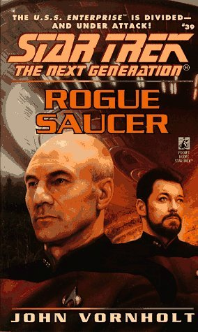 Star Trek: The Next Generation: 39 Rogue Saucer Review by Deepspacespines.com