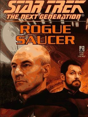 """Star Trek: The Next Generation: 39 Rogue Saucer"" Review by Deepspacespines.com"