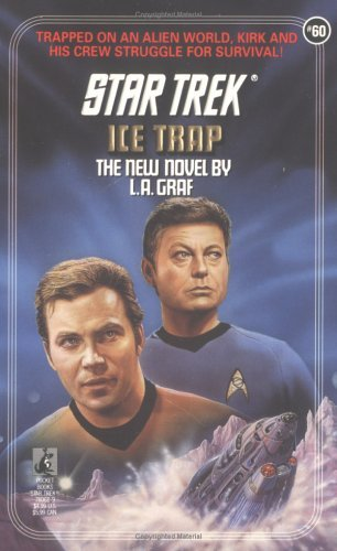 Star Trek: 60 Ice Trap Review by Deepspacespines.com
