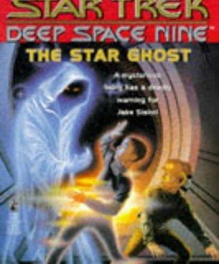 """""""Star Trek: Deep Space Nine: 1 The Star Ghost"""" Review by Deepspacespines.com"""