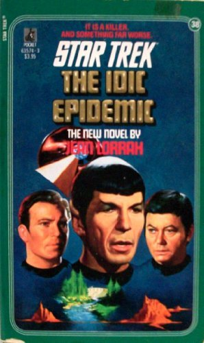 Star Trek: 38 The Idic Epidemic Review by Treklit.com