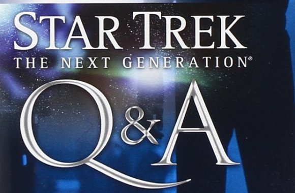 """Star Trek: The Next Generation: Q&A"" Review by Treklit.com"