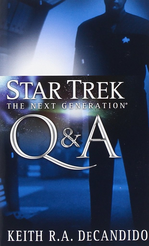 "617fwt9jAUL ""Star Trek: The Next Generation: Q&A"" Review by Boldlygo"