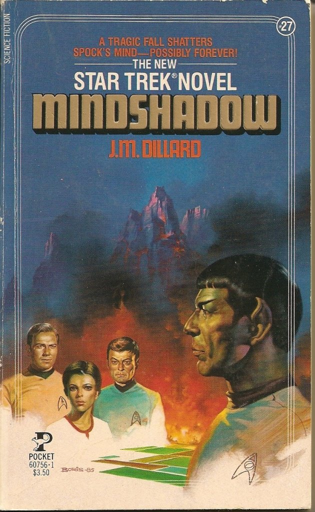 "81afBAzum4L 630x1024 ""Star Trek: 27 Mindshadow"" Review by Deep Space Spines"