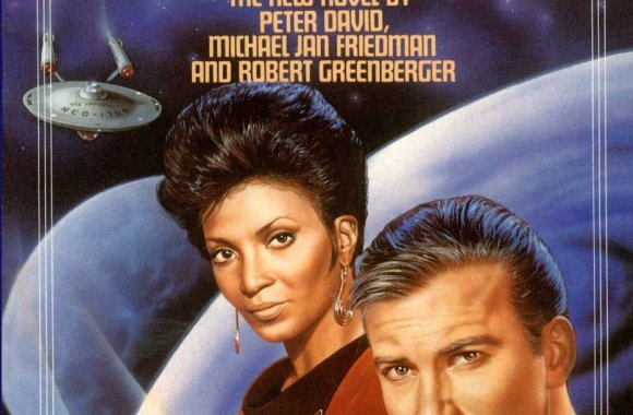 """Star Trek: 59 The Disinherited"" Review by Deepspacespines.com"