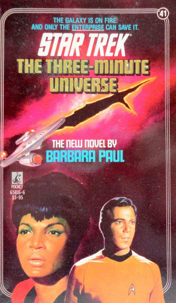 "91Ml0pEEbjL 597x1024 ""Star Trek: 41 The Three Minute Universe"" Review by Deep Space Spines"