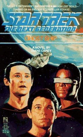 "926d0338e6699b0b20ce0831e9c39789 ""Star Trek: The Next Generation: 1 Ghost Ship"" Review by Trek Lit Reviews"