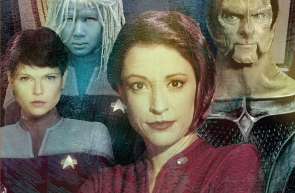 """Star Trek: Deep Space Nine: Mission Gamma Book 2: This Gray Spirit"" Review by Tor.com"