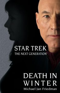"death in winter 194x300 ""Star Trek: The Next Generation: Death in Winter"" Review by Trek Lit Reviews"