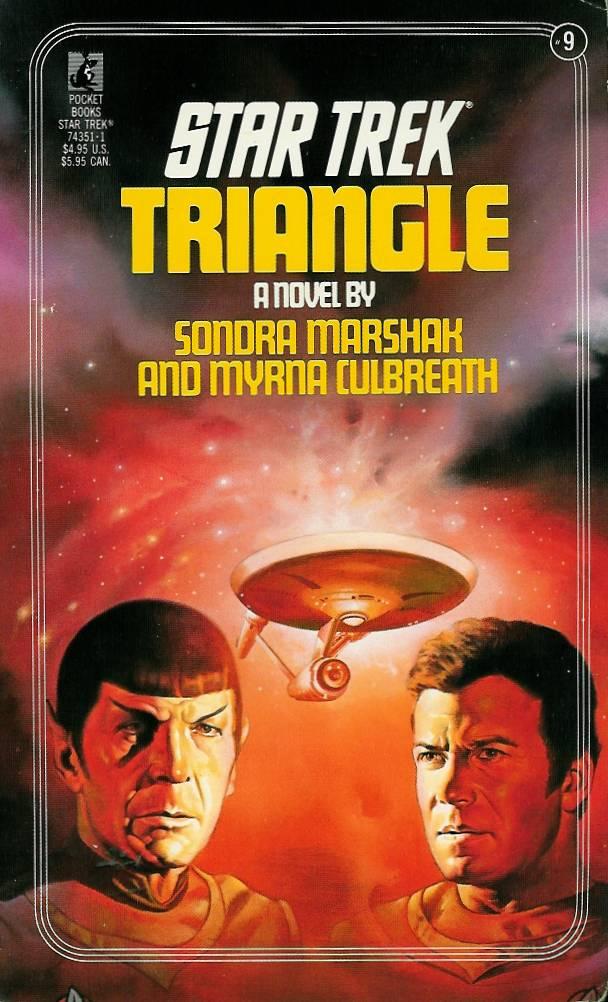 Star Trek: 9 Triangle Review by Theyboldlywent.com