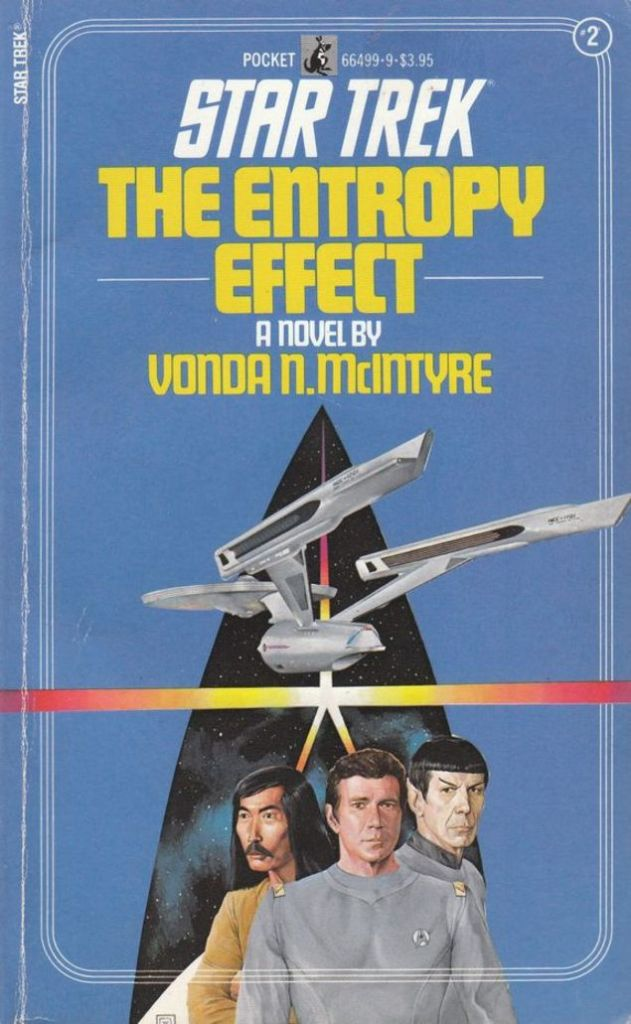 Star Trek: 2 The Entropy Effect Review by Theyboldlywent.com
