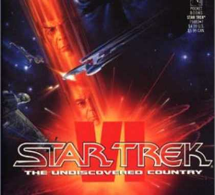 """Star Trek: VI The Undiscovered Country"" Review by Deepspacespines.com"