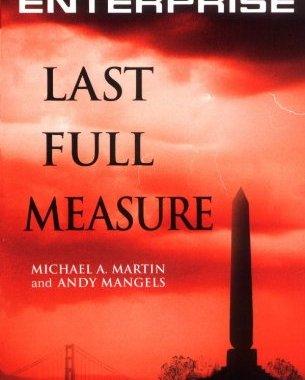 """Star Trek: Enterprise: Last Full Measure"" Review by Trek Lit Reviews"