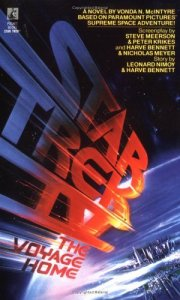"""51EPEHMXSAL. SL500  180x300 """"Star Trek: IV The Voyage Home"""" Review by Deep Space Spines"""